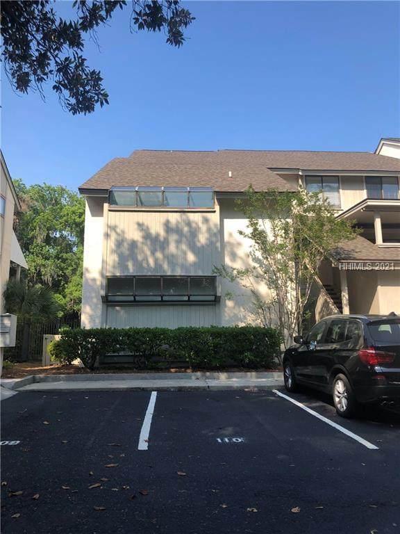36 Deallyon Avenue #110, Hilton Head Island, SC 29928 (MLS #415428) :: Hilton Head Real Estate Partners