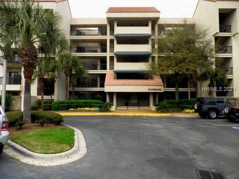 2 Shelter Cove Lane #241, Hilton Head Island, SC 29928 (MLS #415689) :: Southern Lifestyle Properties