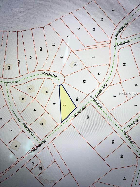 8 Maryfield Court, Daufuskie Island, SC 29915 (MLS #415829) :: The Etheridge Group