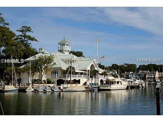 K 178 Windmill Harbour Marina, Hilton Head Island, SC 29926 (MLS #415934) :: Beth Drake REALTOR®