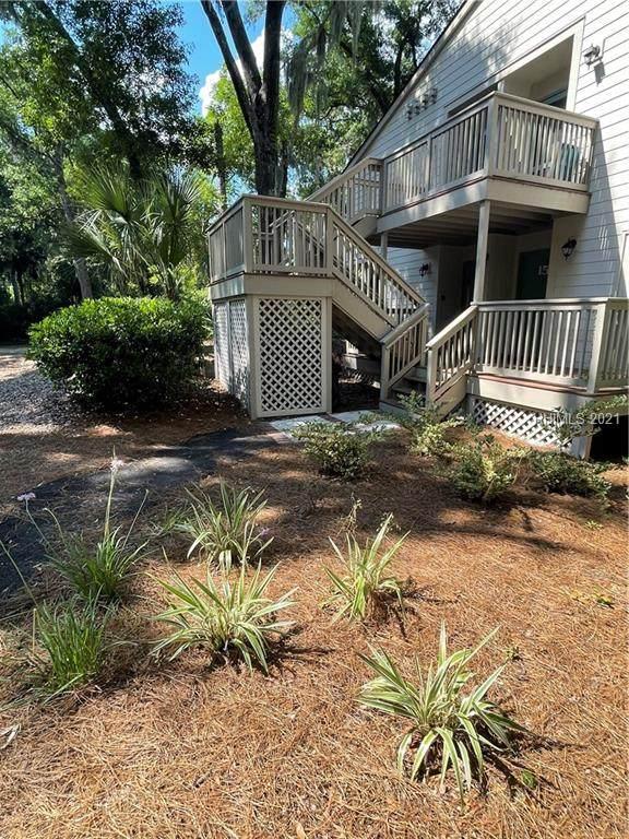 125 Cordillo Parkway #13, Hilton Head Island, SC 29928 (MLS #416044) :: Southern Lifestyle Properties