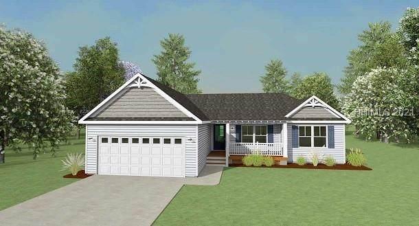 430 Live Oak Road, Ridgeland, SC 29936 (MLS #416108) :: Charter One Realty