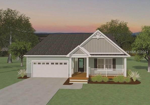 460 Live Oak Road, Ridgeland, SC 29936 (MLS #416133) :: Charter One Realty