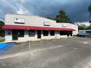 1106 N Jefferies Boulevard, Walterboro, SC 29488 (MLS #416251) :: Hilton Head Dot Real Estate