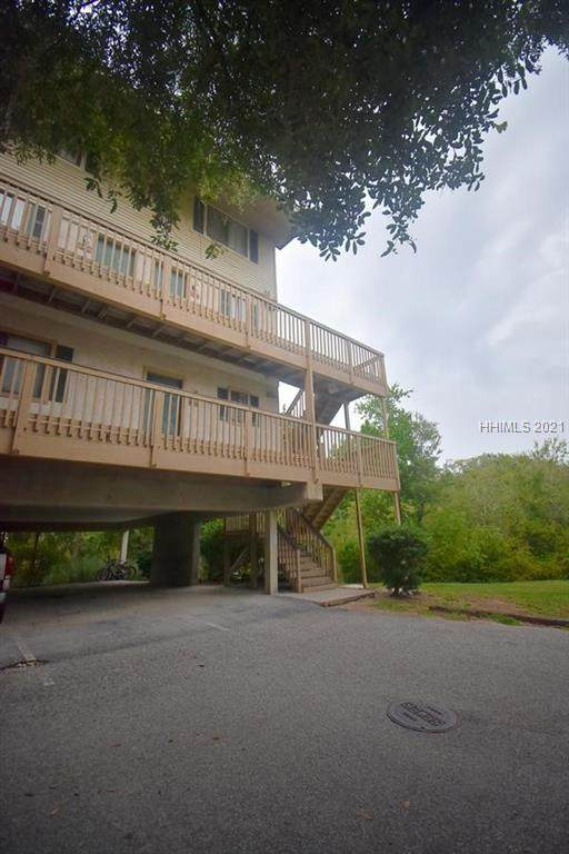 155 Dillon Road #2427, Hilton Head Island, SC 29926 (MLS #416368) :: Beth Drake REALTOR®