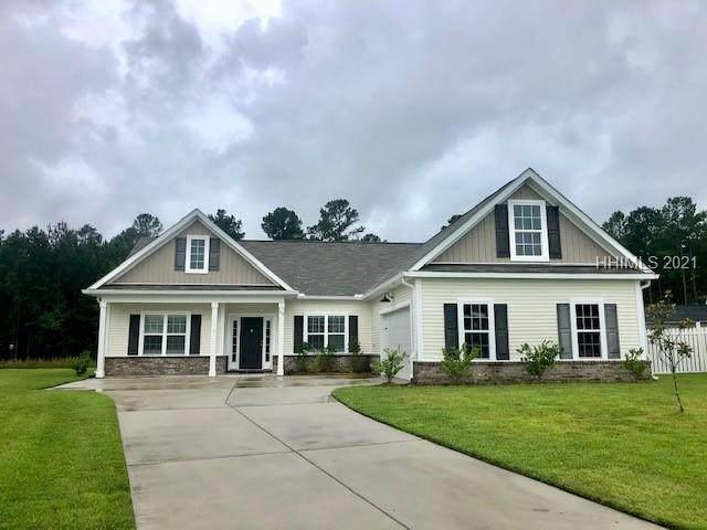 53 Stillhaven Circle, Ridgeland, SC 29936 (MLS #416781) :: Hilton Head Dot Real Estate