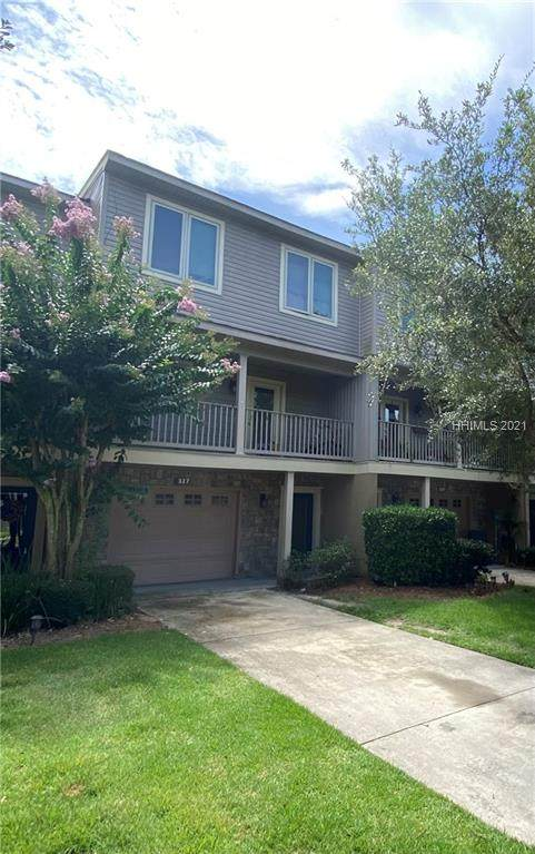 329 Ceasar Place, Hilton Head Island, SC 29926 (MLS #416936) :: Collins Group Realty