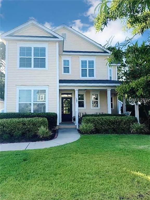 103 Red Cedar Street, Bluffton, SC 29910 (MLS #416993) :: Southern Lifestyle Properties