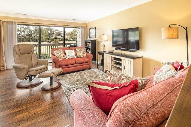 60 Carnoustie Road #921, Hilton Head Island, SC 29928 (MLS #417585) :: Southern Lifestyle Properties