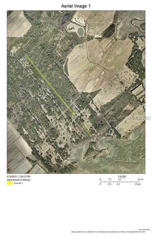 124 Ephraim Road, Saint Helena Island, SC 29920 (MLS #417670) :: Coastal Realty Group