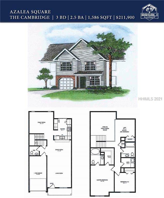 315 Dante Circle, Beaufort, SC 29906 (MLS #418460) :: Charter One Realty