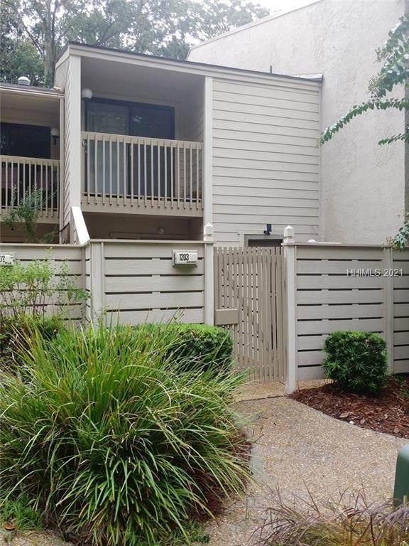 63 Shipyard Drive #1203, Hilton Head Island, SC 29928 (MLS #418558) :: Southern Lifestyle Properties