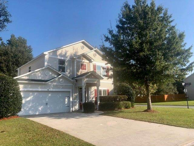 46 Sago Palm Drive, Bluffton, SC 29910 (MLS #420157) :: Colleen Sullivan Real Estate Group
