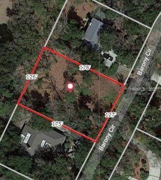 60 Barony Lane, Hilton Head Island, SC 29928 (MLS #420240) :: Beth Drake REALTOR®