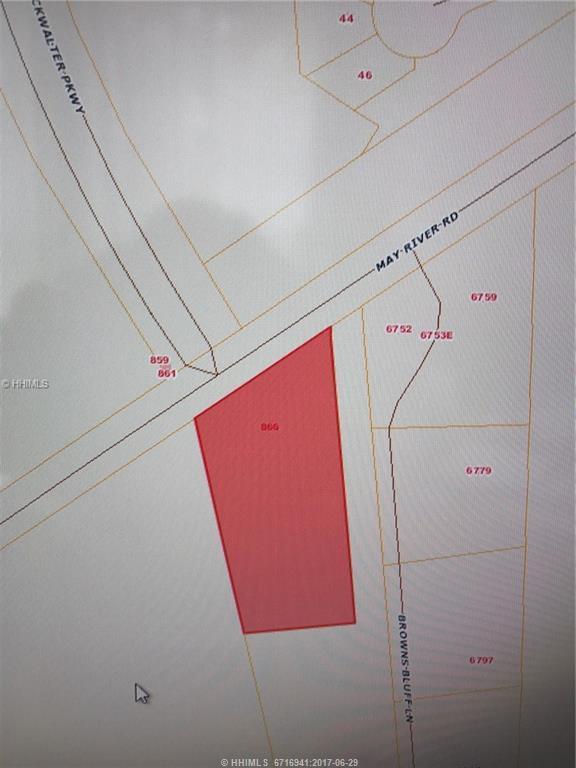 866 May River Road, Bluffton, SC 29910 (MLS #365264) :: RE/MAX Island Realty
