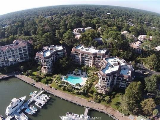7 Shelter Cove Lane #7527, Hilton Head Island, SC 29928 (MLS #365655) :: RE/MAX Island Realty
