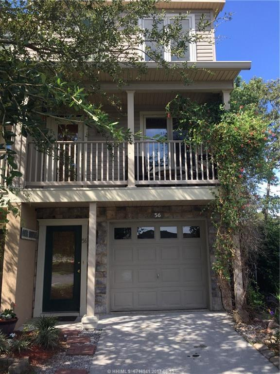 56 Ceasar Place, Hilton Head Island, SC 29926 (MLS #367207) :: Collins Group Realty