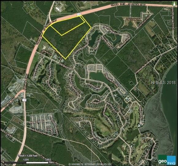 1230 N Okatie Highway, Okatie, SC 29909 (MLS #381072) :: RE/MAX Coastal Realty