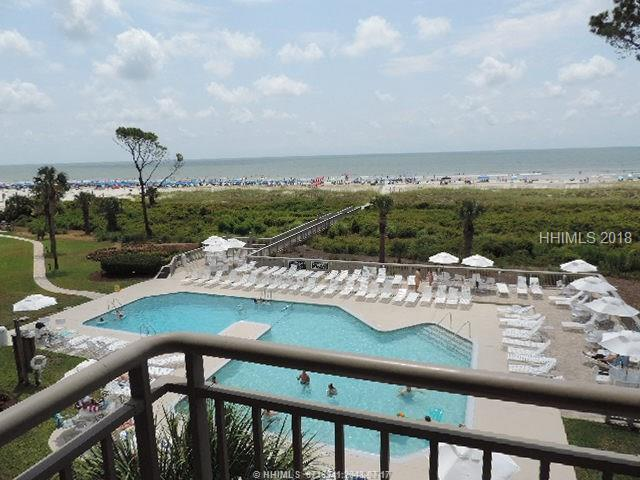 11 S Forest Beach Drive #415, Hilton Head Island, SC 29928 (MLS #383867) :: Southern Lifestyle Properties