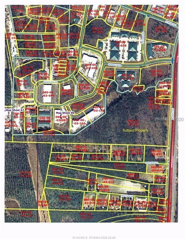 1200 N. Okatie Hwy, Hardeeville, SC 29927 (MLS #385901) :: RE/MAX Island Realty