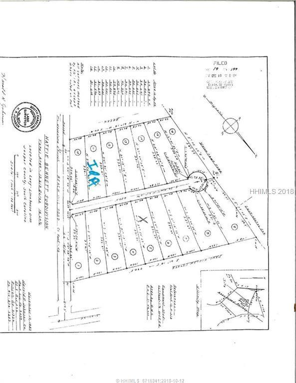 Macedonia Road, Hardeeville, SC 29927 (MLS #386398) :: Collins Group Realty