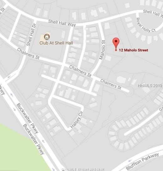 12 Mahalo Lane, Bluffton, SC 29910 (MLS #389488) :: Beth Drake REALTOR®