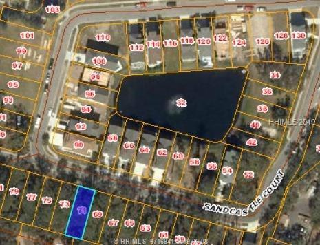 71 Sandcastle Court, Hilton Head Island, SC 29928 (MLS #391616) :: Southern Lifestyle Properties