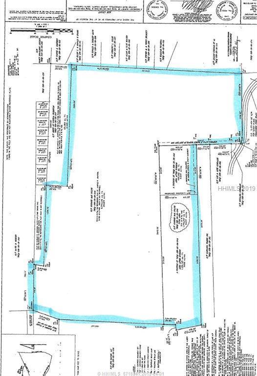 17 Hwy17, Hardeeville, SC 29927 (MLS #392107) :: RE/MAX Island Realty