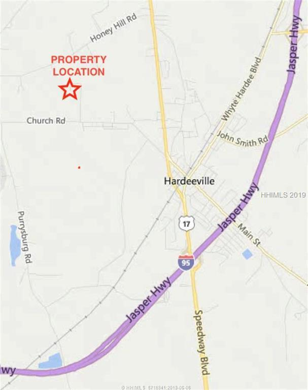 Mcelwee Estates Road, Hardeeville, SC 29927 (MLS #394240) :: The Alliance Group Realty