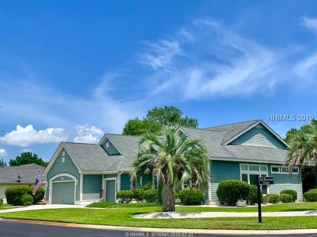102 Colonel Dunovant Court, Bluffton, SC 29909 (MLS #395618) :: RE/MAX Coastal Realty