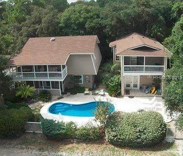 7 E Cassina Lane E, Hilton Head Island, SC 29928 (MLS #398168) :: Judy Flanagan