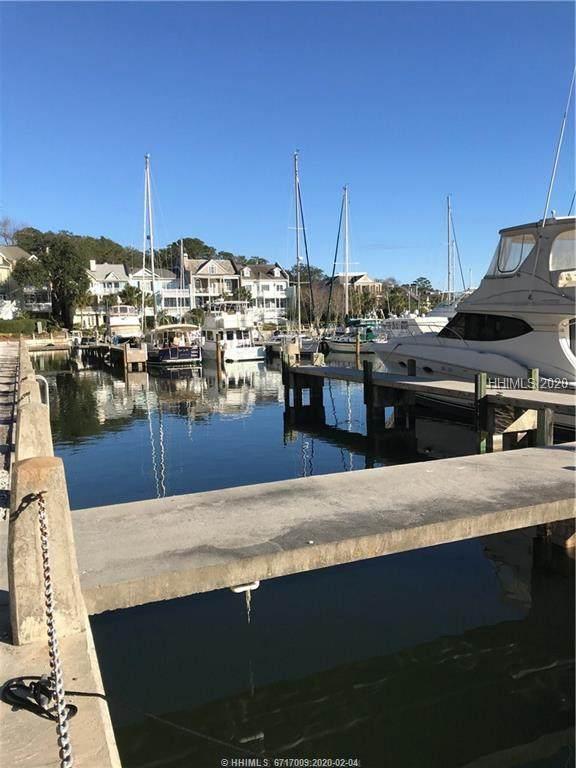 H-128 Windmill Harbour Marina, Hilton Head Island, SC 29926 (MLS #400119) :: Coastal Realty Group