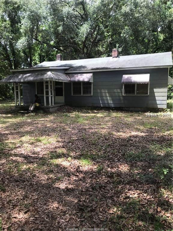 4128 Cotton Hill Road, Tillman, SC 29943 (MLS #401237) :: Judy Flanagan