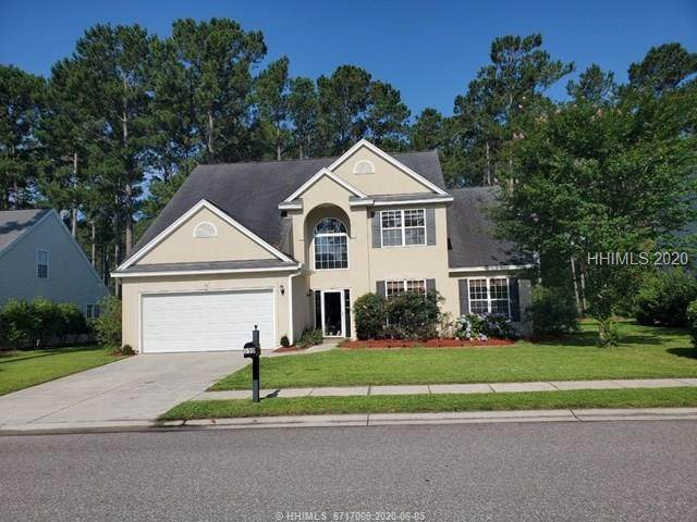 150 Pinecrest Drive, Bluffton, SC 29910 (MLS #402818) :: Coastal Realty Group