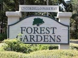 125 Cordillo Parkway #9, Hilton Head Island, SC 29928 (MLS #403078) :: Southern Lifestyle Properties