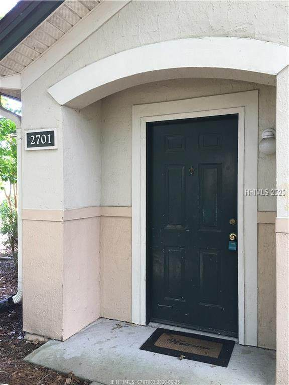 897 Fording Island Road #2701, Bluffton, SC 29910 (MLS #404791) :: The Alliance Group Realty