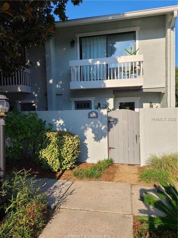 2 William Hilton Parkway #501, Hilton Head Island, SC 29926 (MLS #407958) :: Southern Lifestyle Properties