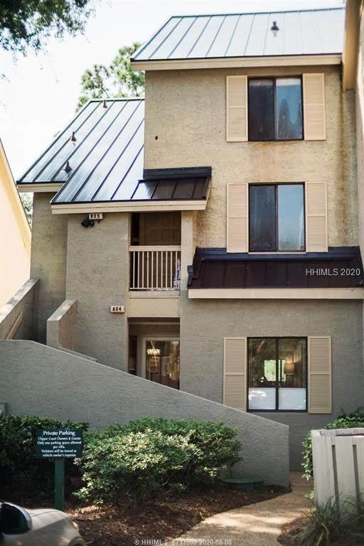 135 Lighthouse Road #804, Hilton Head Island, SC 29928 (MLS #407987) :: Southern Lifestyle Properties