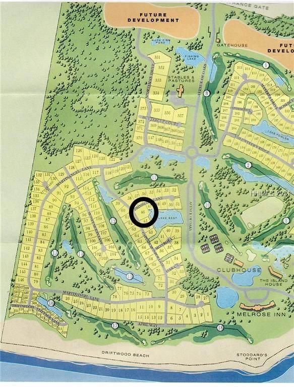 102 Primrose Lane, Daufuskie Island, SC 29915 (MLS #413774) :: The Alliance Group Realty