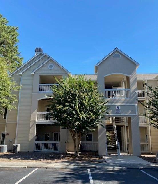 380 Marshland Road J27, Hilton Head Island, SC 29926 (MLS #420225) :: The Alliance Group Realty