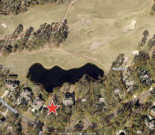 207 Fort Howell Drive, Hilton Head Island, SC 29926 (MLS #373962) :: RE/MAX Island Realty