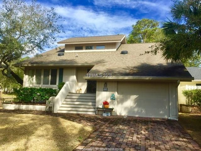 273 Moss Creek Dr, Hilton Head Island, SC 29926 (MLS #375298) :: Collins Group Realty