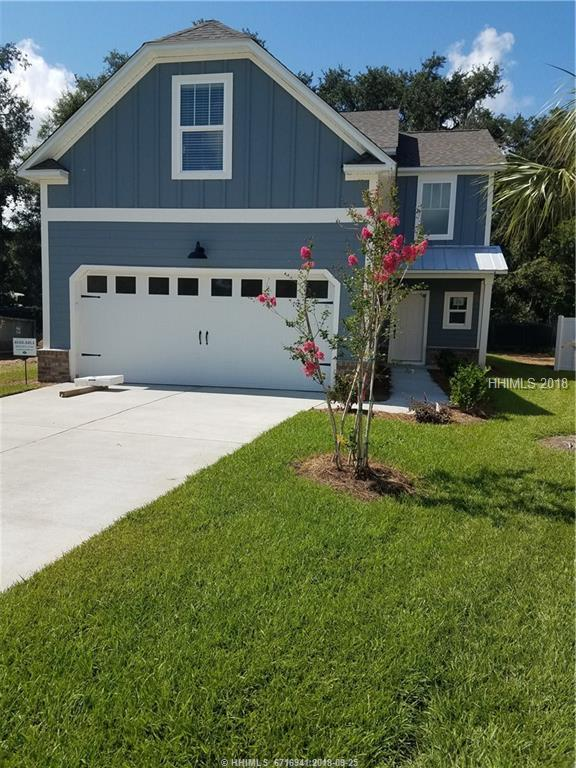60 Circlewood Drive, Hilton Head Island, SC 29926 (MLS #383216) :: RE/MAX Coastal Realty