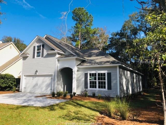 296 Club Gate, Bluffton, SC 29910 (MLS #388369) :: The Alliance Group Realty