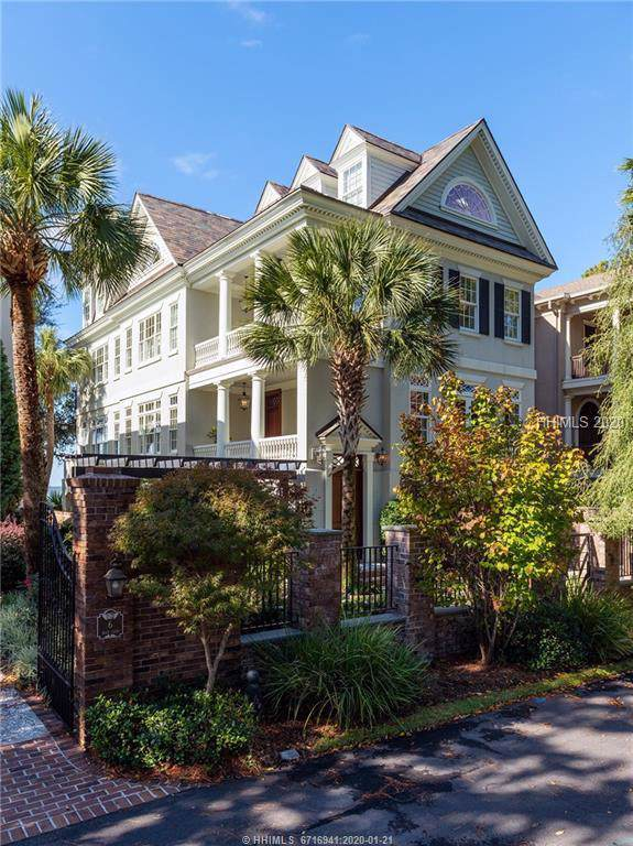 7 Reef Club, Hilton Head Island, SC 29926 (MLS #398639) :: The Alliance Group Realty