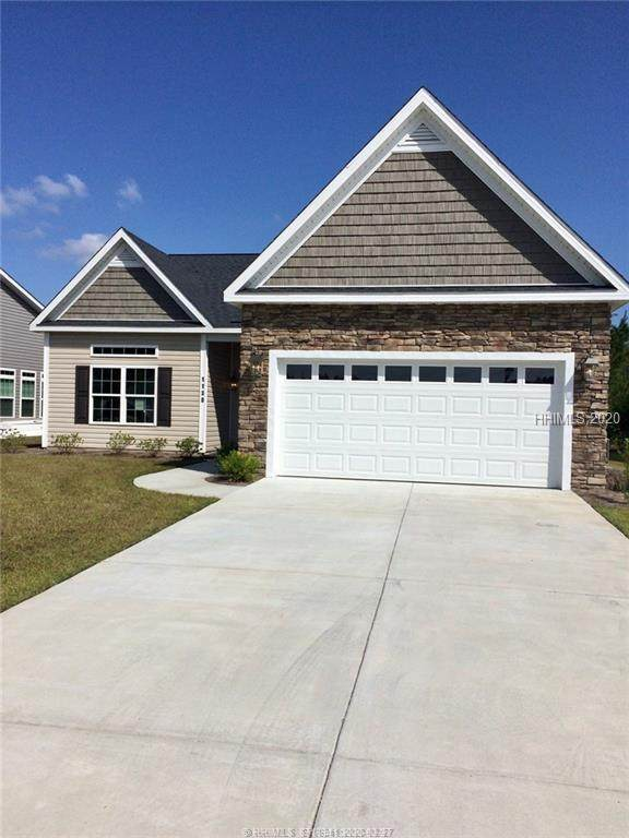 1130 Hearthstone Drive, Ridgeland, SC 29936 (MLS #400533) :: The Coastal Living Team
