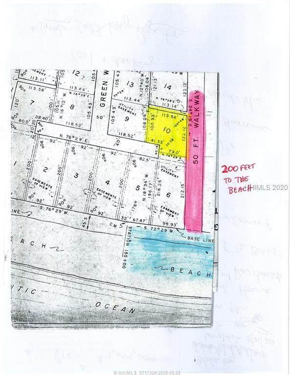 11 Green Wing Teal Road, Hilton Head Island, SC 29928 (MLS #401315) :: Coastal Realty Group