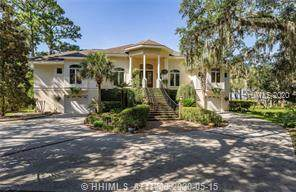 8 S Point Trail, Beaufort, SC 29907 (MLS #401483) :: Schembra Real Estate Group