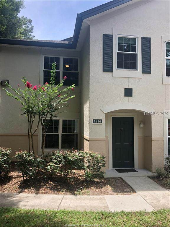 897 Fording Island Road #1814, Bluffton, SC 29910 (MLS #405335) :: The Alliance Group Realty