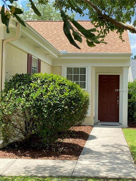 110 Cypress Run, Bluffton, SC 29909 (MLS #405652) :: Southern Lifestyle Properties